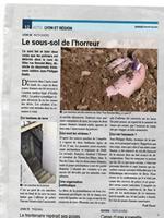 Article de Lyon Capitole du 13 juin 2012.